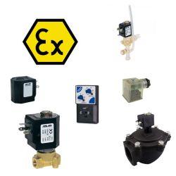 Spezialventile für Automation, Entstaubungsanlagen und explosionsgefährdete Anlagen